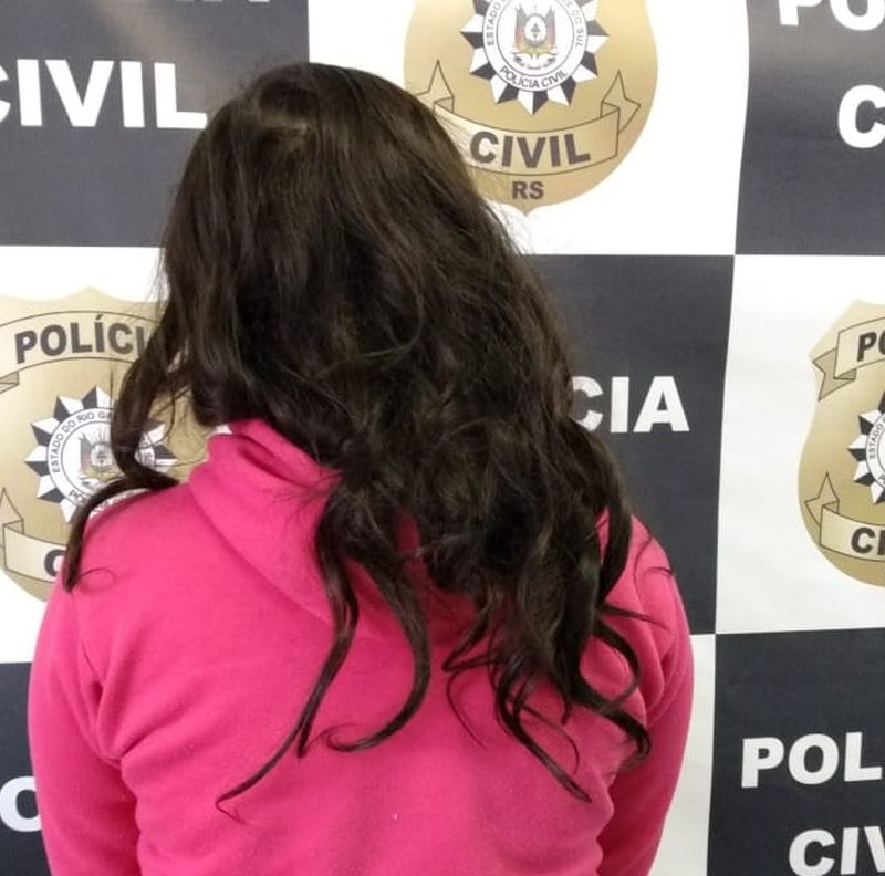 Mãe de criança abusada e morta pelo padrasto foi presa e denunciada por omissão — Foto: Divulgação/Polícia Civil